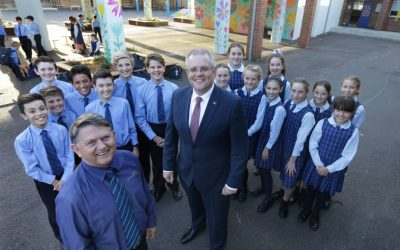 Classroom Canberra inspires next generation of leaders