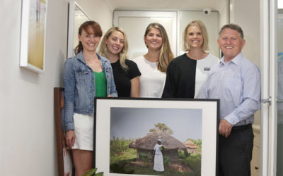 Unearth-ed provides a well in Northern Uganda with the help of the Love Mercy Charity